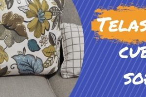 Telas Para cubrir sofás