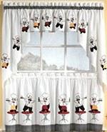 Telas para cortinas de cocina