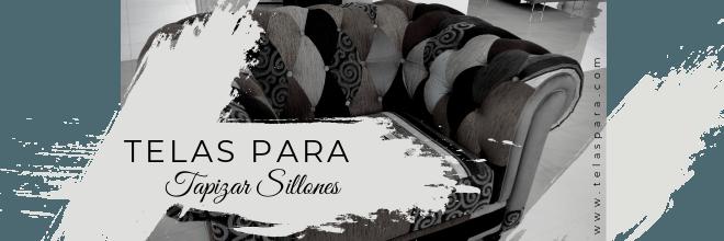 Todo lo que debes saber hacerca de las telas para tapizar sillones