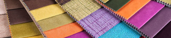diferentes telas para cortinas