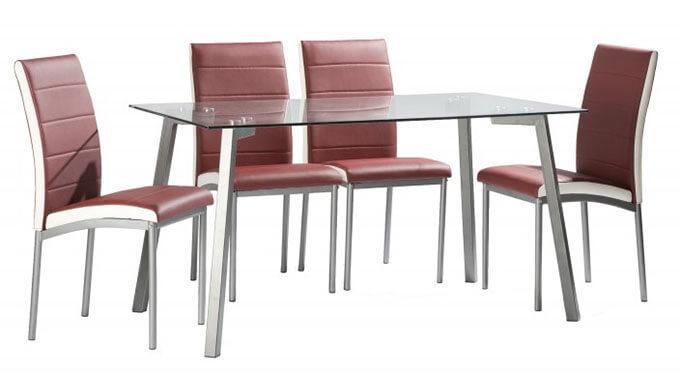 Telas para tapizar sillas de cocina listado y consejos - Tejidos para tapizar sillas ...